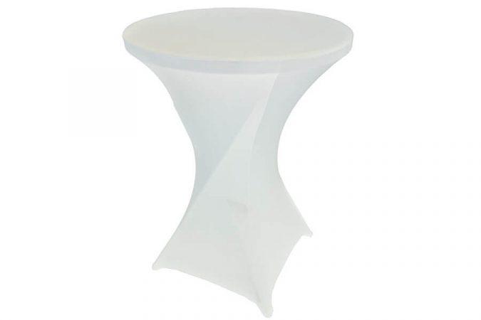 Baro stalas su balta staltiese
