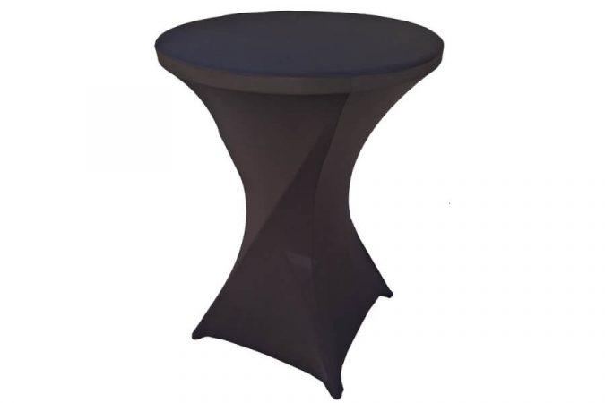 baro stalas su juoda staltiese